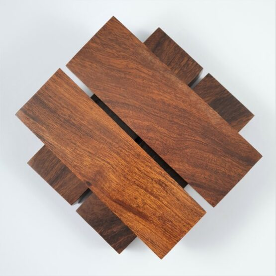 Desert Ironwood Handle Block 29 x 41 x 130 mm