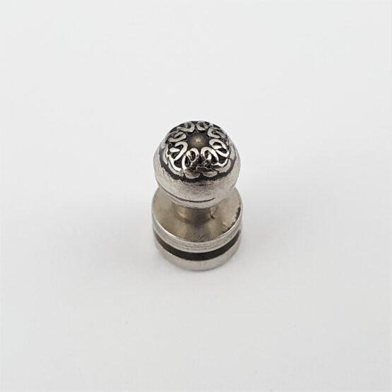 "Button Stud Screwback 7.9mm (5/16"") Celtic Theme"