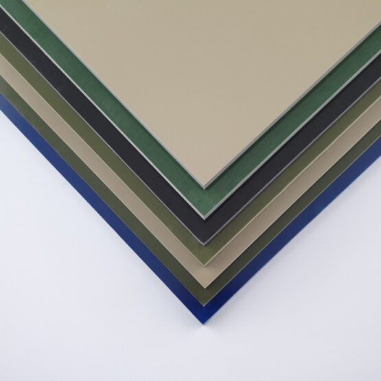 G10 sheet set containing 7 Sheets of 10 mm thick G10