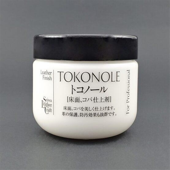 120 g tub of tokonole leather burnishing gum neutral