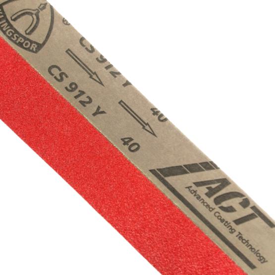 "2 x 60"" Red Reaper Premium Ceramic Abrasive Belt"