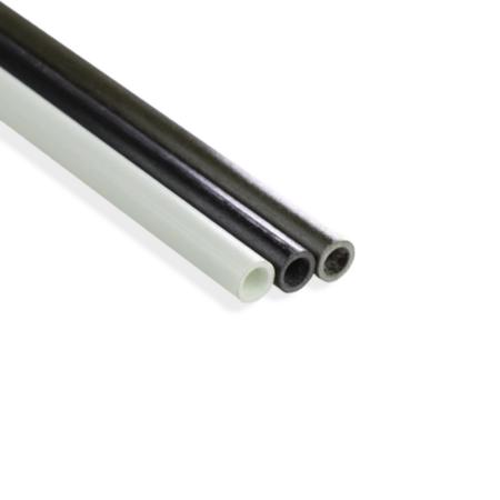 "three g10 tubes measuring 6.5 mm (1/4"") x 300 mm"